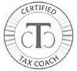 Certified Tax Coach Badge